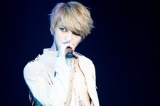 JYJ Jaejoong Meets with 10,000 Fans at China Solo Concert in Nanjing