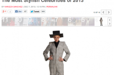 Big Bang G-Dragon Ranks Number 4 on U.S. Complex 'Most Stylish Celebrities 2013'
