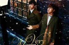 TVXQ Ranks Number 2 on Japan Oricon Weekly Chart with 'Very Merry X-Mas'