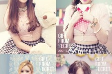 The Return of the Lovely Girl Group Secret!
