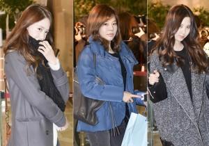 Yoona, Sunny, Seohyun