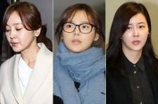 Park Si Yeon, Lee Seung Yeon, Jang Mi Ne