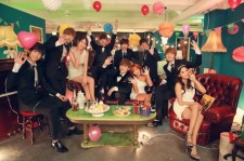 K.Will-SISTAR-Boyfriend Releases Photo for New Winter Song, 'Snow Candy'