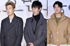 Lee Hyun Woo, MBLAQ's Lee Joon, Lee Ki Woo