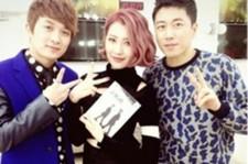 sunmi updates fans