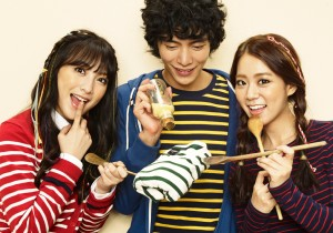 Kang Jiyoung, Lee Min Ki, Han Seungyeon