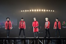 Big Bang Holds Successful Nagoya Concert for Japan Dome Tour