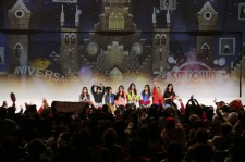 Girls' Generation Holds Successful Japan Promotions for 'Love & Peace'