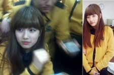 miss A's Suzy - School Uniform Fashion!