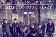 U-KISS New Japan Single 'Fall in Love/Shape of Your Heart' Ranks Number 3 on Oricon Chart