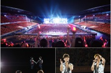 TVXQ Nissan Stadium Concert Tops Japan Oricon DVD Chart