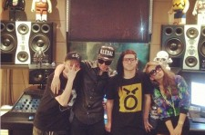 CL and G-Dragon to be featured on Diplo's solo album.