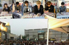 EXO Fansign