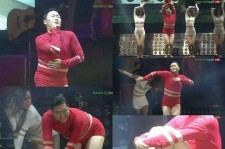 Psy performs Sunmi's '24 Hours'