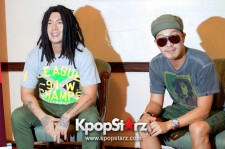 Skull & Haha Attends Skull & Haha First Showcase in Malaysia Press Conference - Dec 20, 2013 [PHOTOS]