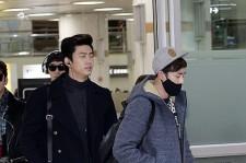 Taecyeon, Nichkhun