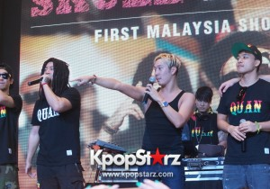Skull & Haha Holds A Successful Showcase in Malaysia - Dec 21, 2013 [PHOTOS]