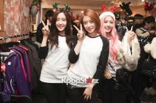 Hyomin, Park Ji Yeon, Qri