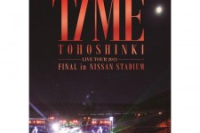TVXQ Nissan Stadium DVD Tops 3 Japan Oricon Charts