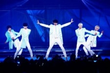 SHINee Holds Successful 2nd Japan Arena Tour at Tokyo Dome