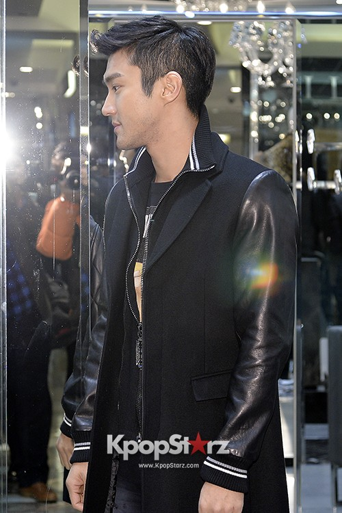 Super Junior's Choi Siwonkey=>1 count17