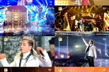 Taeyang and G-Dragon Collaborate to Show Big Bang's Power