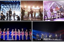 SM Entertainment Artists to Attend both Korean and Chinese End of the Year Events