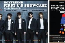 Boyfriend First US Showcase