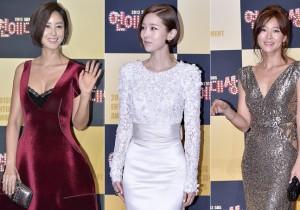 Kim Sung Ryung, Kim Yoo Ri and Ye Ji Won