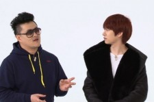 Heechul and Defconn Best Friends? on 'Weekly Idol'