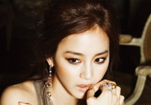 Kim Tae-hee's 'High Cut' Fashion Magazine Shoot