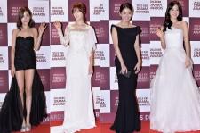 Hong Ah Reum, Hwang Jung Eum, Im Jung Eun and Jin Sae Yeon