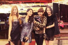 SISTAR Comeback Music Video Shot in Las Vegas