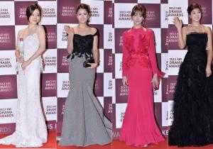 Moon Chae Won, Nam Bo Ra, Oh Yeon Seo and Park Se Young