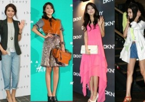Girls Generation's Sooyoung, From Flower Pants 'Girl' to Dress 'Goddess'