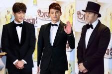 Choi Jin Hyuk, Seo In Gook and So Ji Sub