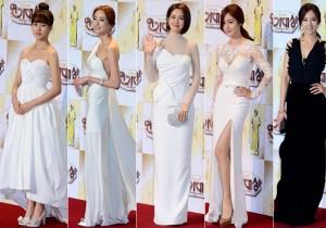 Kim So Hyun, Lee Da Hee, Lee Yo Won, Sung Yu Ri and Wang Bit Na
