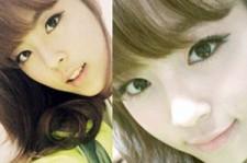 dohee past self-camera photos