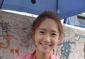 SNSD's Yoona 'Love Rain' Behind The Scene Photos