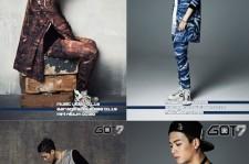 GOT7's Jackson and Yugyeom
