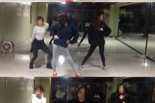 Actress Clara's Dance Cover of SNSD Song