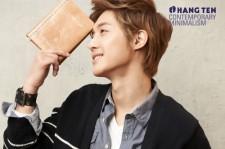 Kim Hyun Joong 'Hang Ten' 2012 Spring Collection