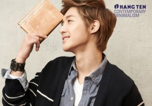 Kim Hyun Joong 'Hang Ten' 2012 Spring Collection