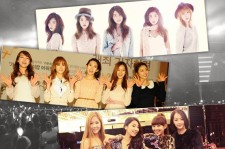 4miniute-SISTAR-Girl's Day Rush of Girl Group in April