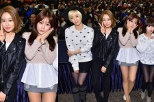 T-ARA Soyeon, Jiyeon, And Eunjung Look Like Dolls