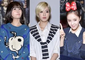 Boram, Eunjung, Hyomin