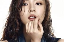 shin se kyung guess photo shoot
