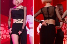 girls day hyeri revealing outfit