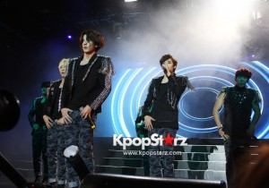 U-KISS 1st US Tour - January 9, 2014 Best Buy Theater in New York City