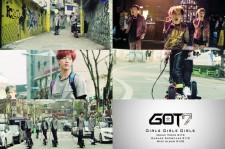 GOT7 Releases Another Teaser Video For 'Girls Girls Girls'